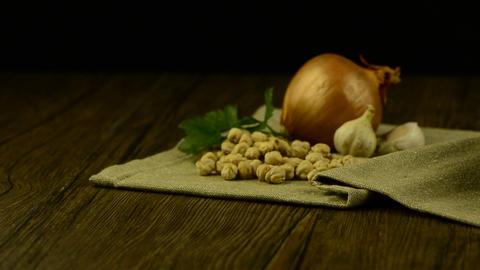 Food ingredients Stock Video Footage