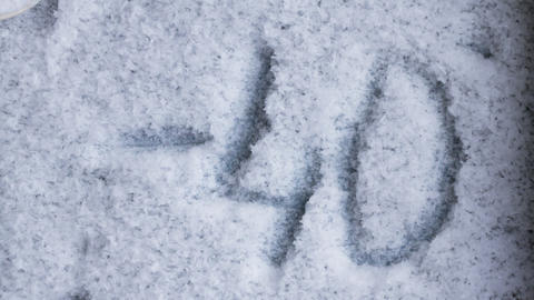 Snow background Stock Video Footage