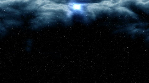 Being turned UFO Stock Video Footage