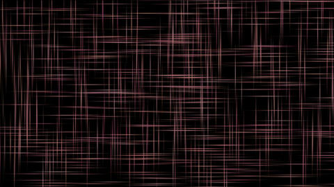abstract purple lines cross background Animation