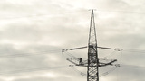 Pylon stock footage