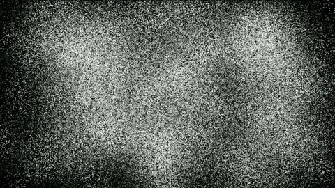 white noise background,TV error... Stock Video Footage