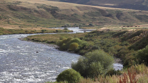 Mountain river Stock Video Footage