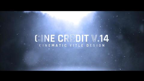 Cine Credit V 14