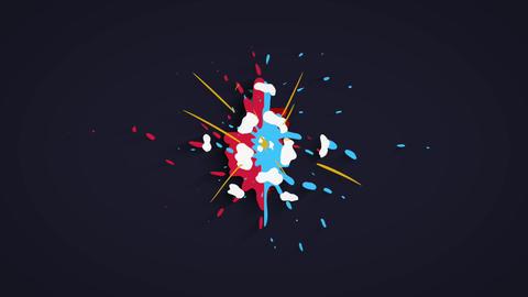 Liquid Splash Logo