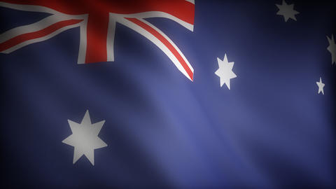 Flag of Australian Animation