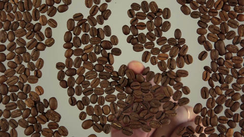 Symbol coffee Footage