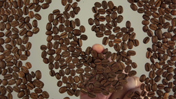 Symbol coffee Stock Video Footage