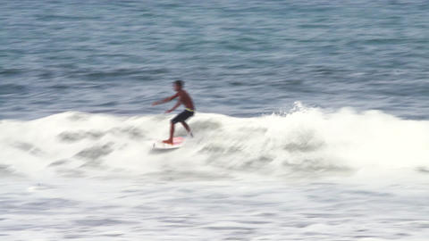 surfer in action Footage