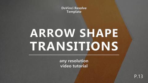 Arrow Shape Transitions