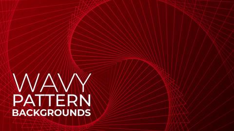 Wavy Pattern Backgrounds