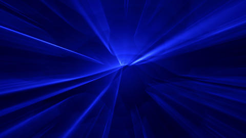Abstract blue animation background Stock Video Footage