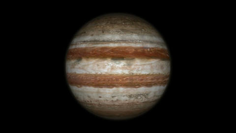 Jupiter Stock Video Footage
