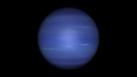 Neptune Stock Video Footage