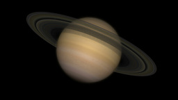 Saturn Stock Video Footage