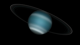 Uranus Stock Video Footage