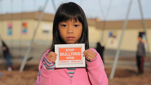 Speak Out Against Bullying Footage