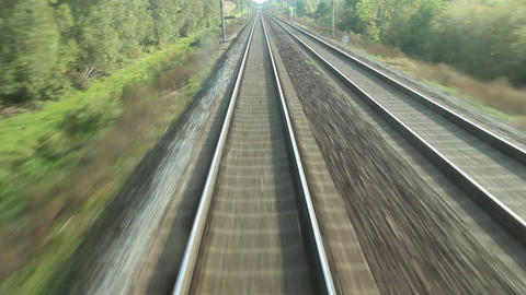 Railway Stock Video Footage