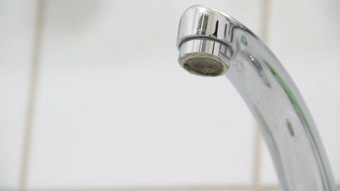 Dripping water Footage