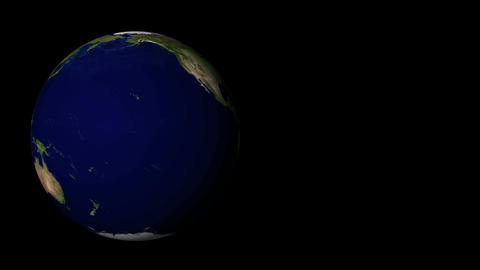 Planet Earth Animation