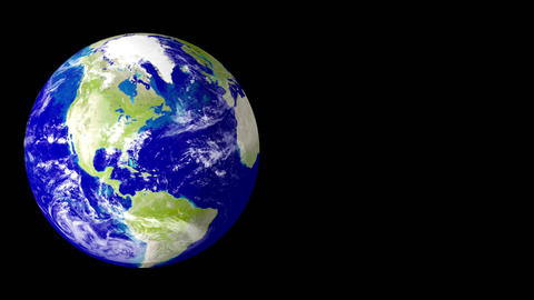Planet Earth Stock Video Footage