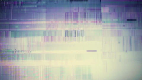 Abstract background - broken display. Vintage toned... Stock Video Footage