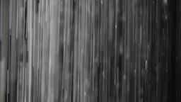 Rain on black. Clip 1 Stock Video Footage