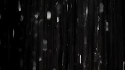 Rain on black. Clip 3 Stock Video Footage