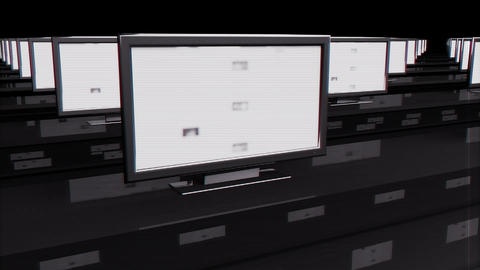 4 K Social Media Spy Room 3 Stock Video Footage
