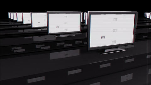4 K Social Media Spy Room 3 Animation