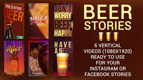 Six Beer Stories