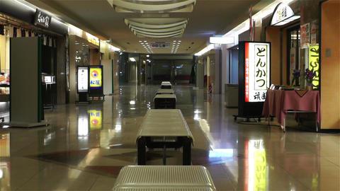 Kansai Airport Aeroplaza Osaka Japan 1 Footage