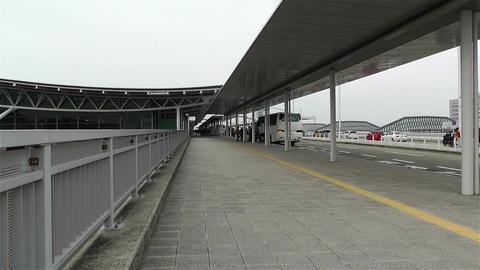 Kansai Airport Osaka Japan 4 Stock Video Footage