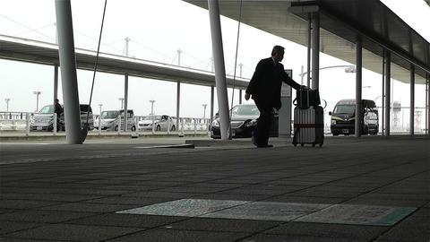 Kansai Airport Osaka Japan 6 Stock Video Footage