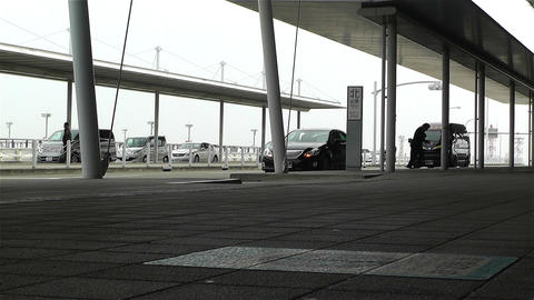Kansai Airport Osaka Japan 6 Footage