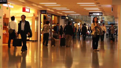 Kansai Airport Osaka Japan 13 Footage