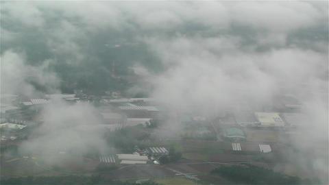 Landing in Tokyo Narita 1 Stock Video Footage