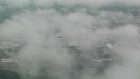 Landing in Tokyo Narita 1 Footage