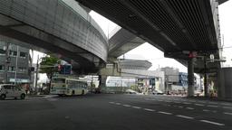 Namba District Osaka Japan 21 Stock Video Footage
