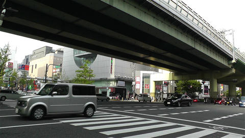 Namba District Osaka Japan 27 Stock Video Footage