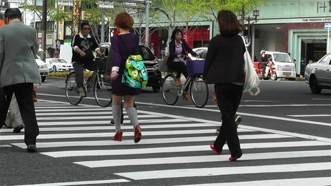 Namba District Osaka Japan 29 Stock Video Footage