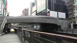 Namba District Osaka Japan 56 Stock Video Footage