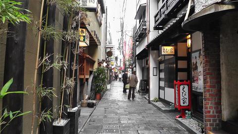 Namba District Osaka Japan 62 Stock Video Footage