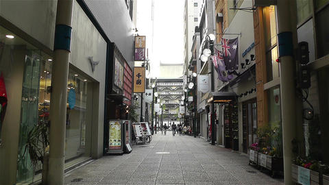 Namba District Osaka Japan 74 Stock Video Footage