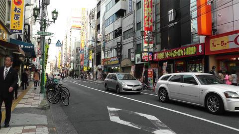 Namba District Osaka Japan 82 Stock Video Footage