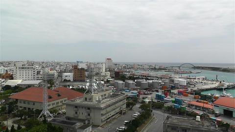 Okinawa Islands Ishigakijima Japan 17 pan Stock Video Footage