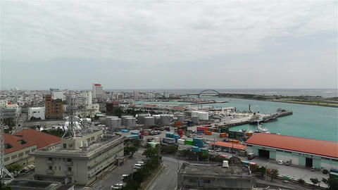 Okinawa Islands Ishigakijima Japan 17 pan Footage