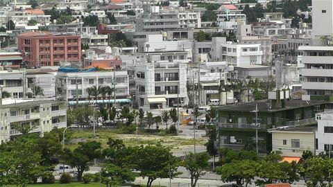 Okinawa Islands Japan 14 Stock Video Footage