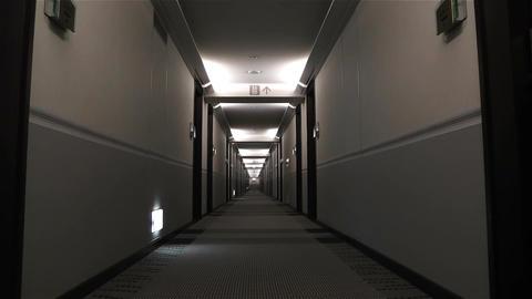 Scary Hotel Corridor 1 Animation