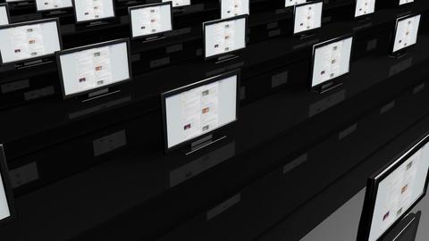 Social Media Spyroom 4 Stock Video Footage